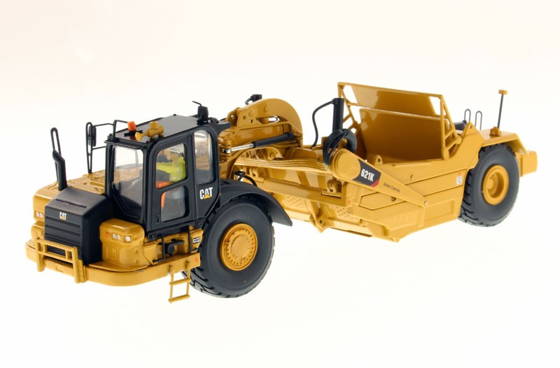 Caterpillar 621K Wheel Tractor-Scraper - High Line Series