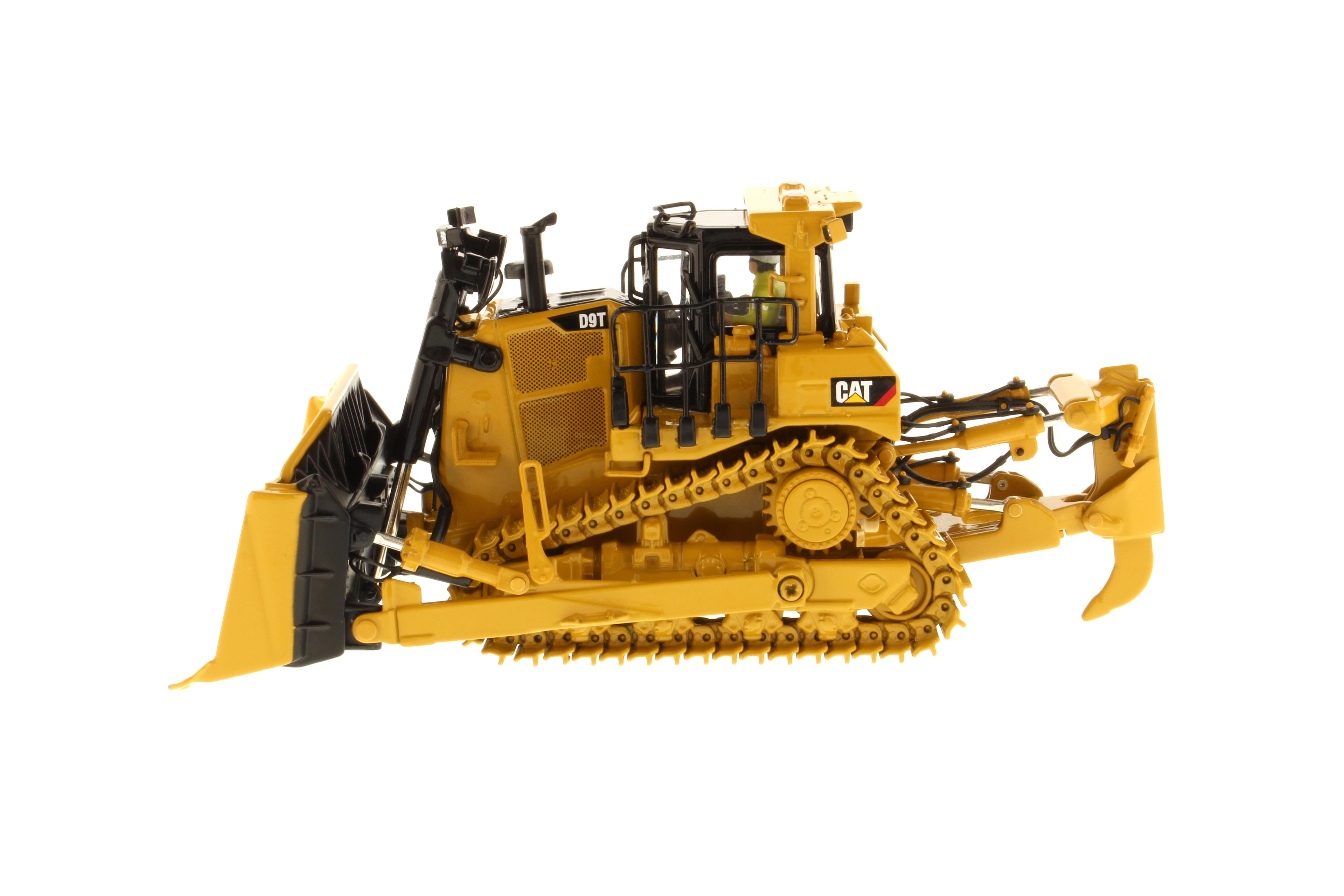 Caterpillar D9T Track-Type Tractor-Dozer