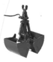 Clam bucket accessory