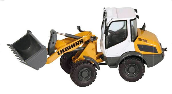 Liebherr L 506 compact wheel loader