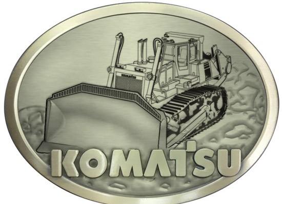 Komatsu D 475 belt buckle