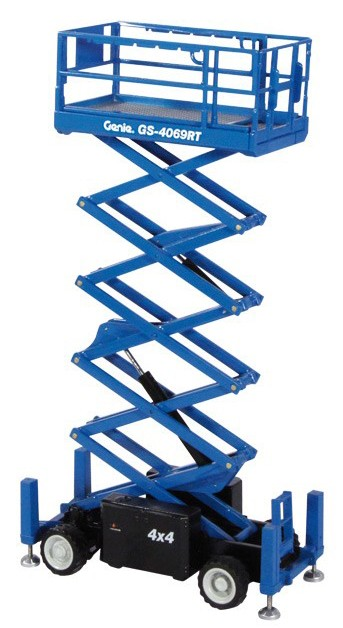 Genie GS-4069RT Scissor lift