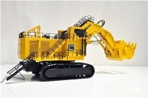 Komatsu PC8000-6 Electric Mining Shovel