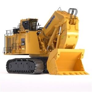Komatsu PC8000-6 Diesel Mining Shovel