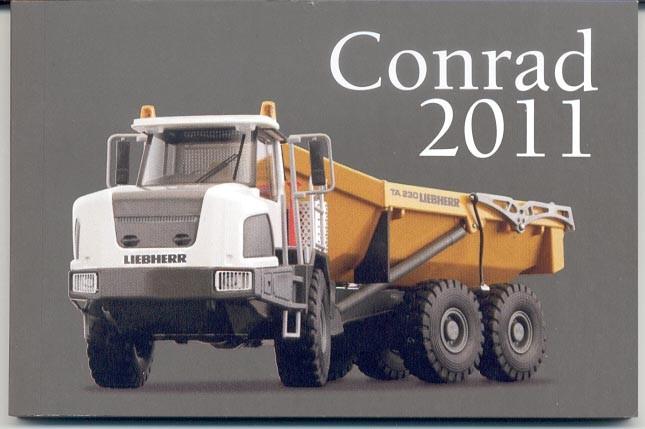 Conrad 2011 mini catalog