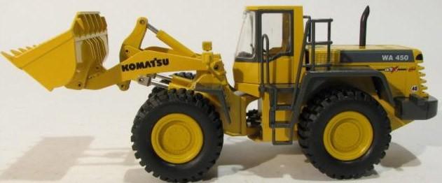 KOMATSU WA 450 WHEEL LOADER