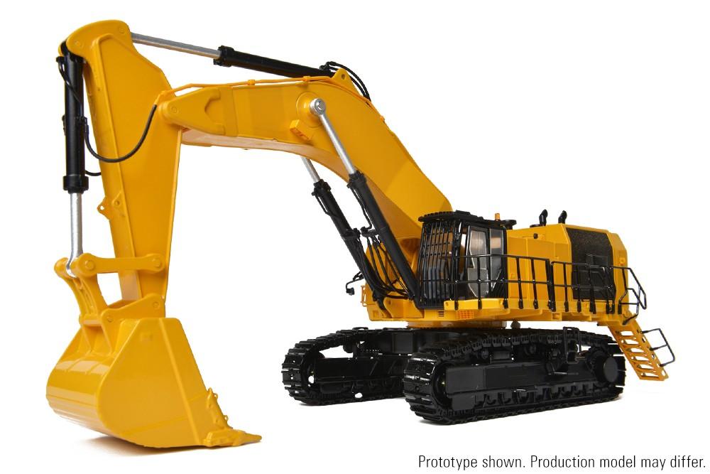 Cat 6015B Hydraulic Shovel – Die-Cast