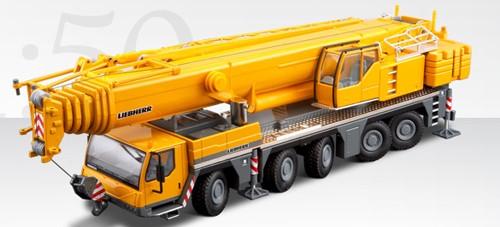 Liebherr LTM 1200-5 5 axle crane