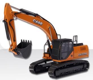 CASE CX250D EXCAVATOR