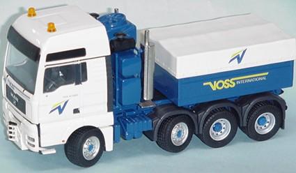 Man TGA XXL heavy haul tractor VOSS