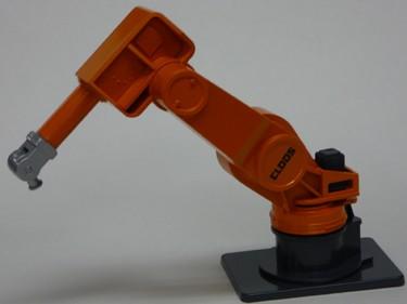 Carl Cloos ROMAT 320 robot welding arm