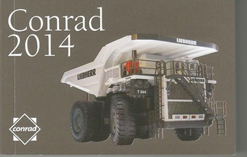 Conrad 2014 mini catalog