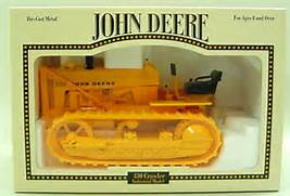 John Deere Industrial Crawler (Rubber Track) shelf model
