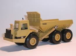Caterpillar D350 articulated dump truck