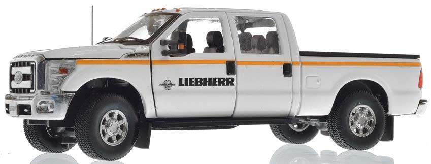 Ford F-250 - Crew Cab - Liebherr