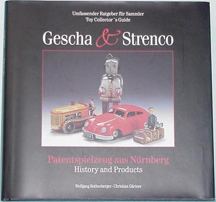 History of Gescha and Strenco Forerunner of Conrad