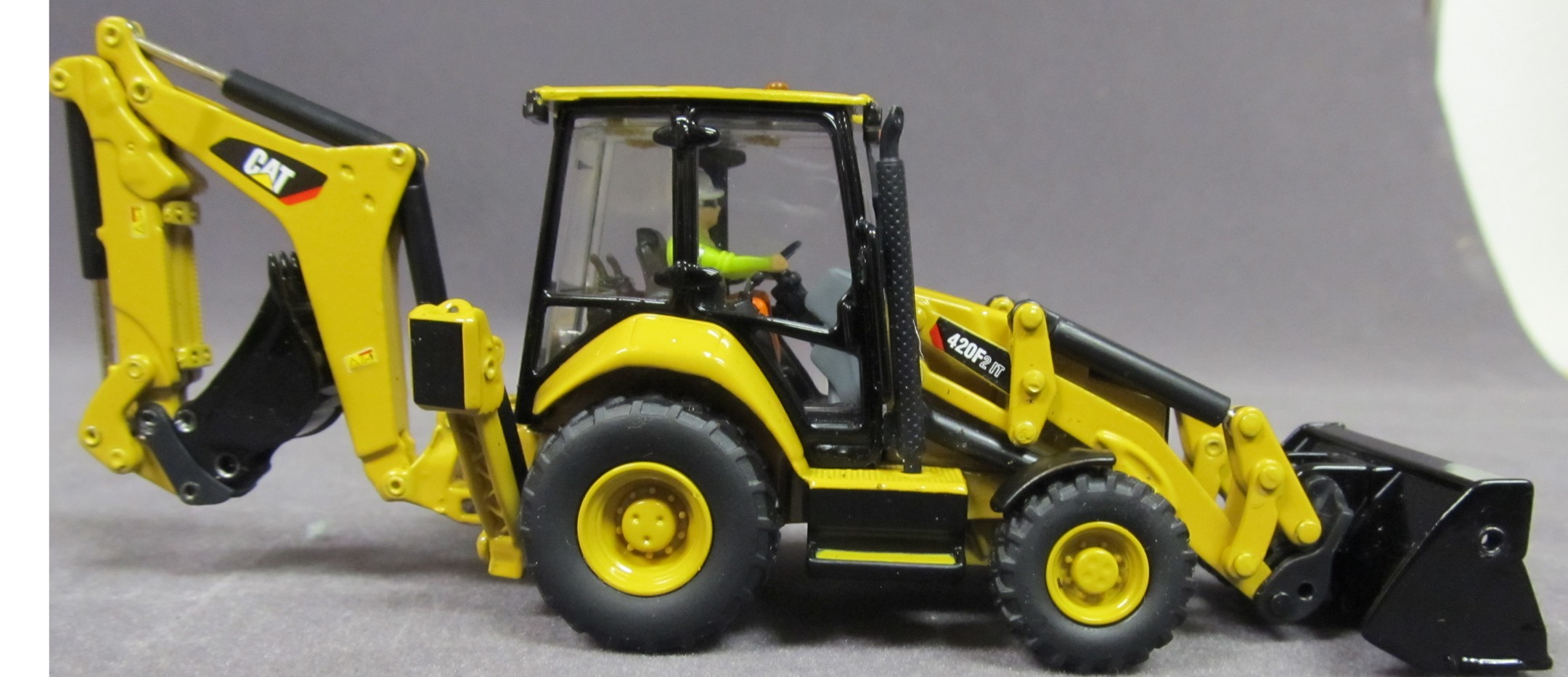 Caterpillar 420F2 IT Backhoe Loader