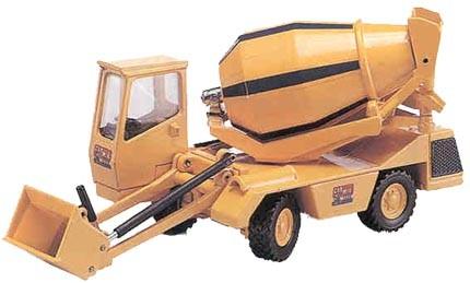 Carmix Cement Mixer