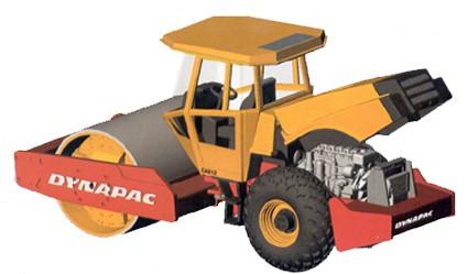 Dynapac CA 512 roller