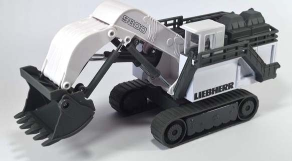 LIEBHERR R9800 MINING EXCAVATOR