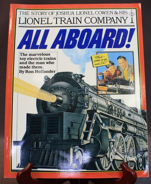 All Aboard: Lionel Trains