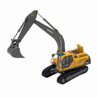 Volvo EC240B track excavator