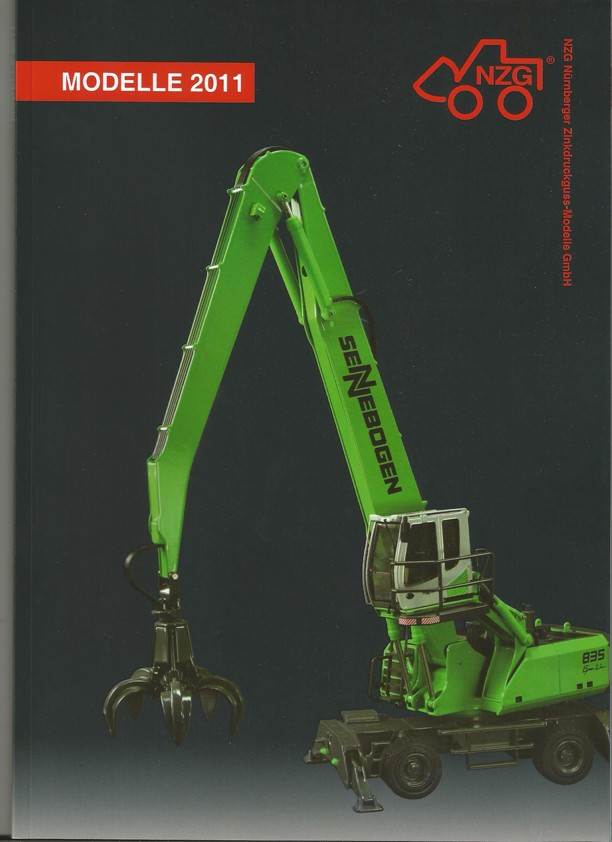 NZG 2011 catalog
