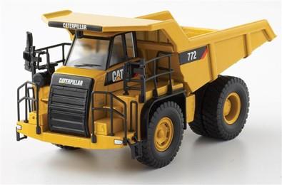 Cat 772 off highway dump truck
