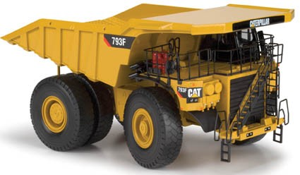 Cat 793F quarry truck