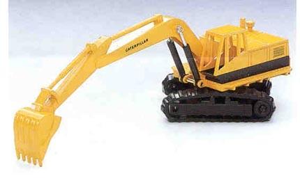 Caterpillar 225 track excavator