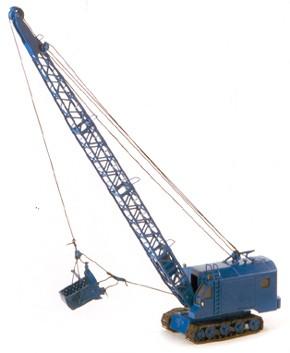 Menck M251 dragline