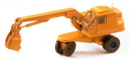Liebherr L300 wheel excavator