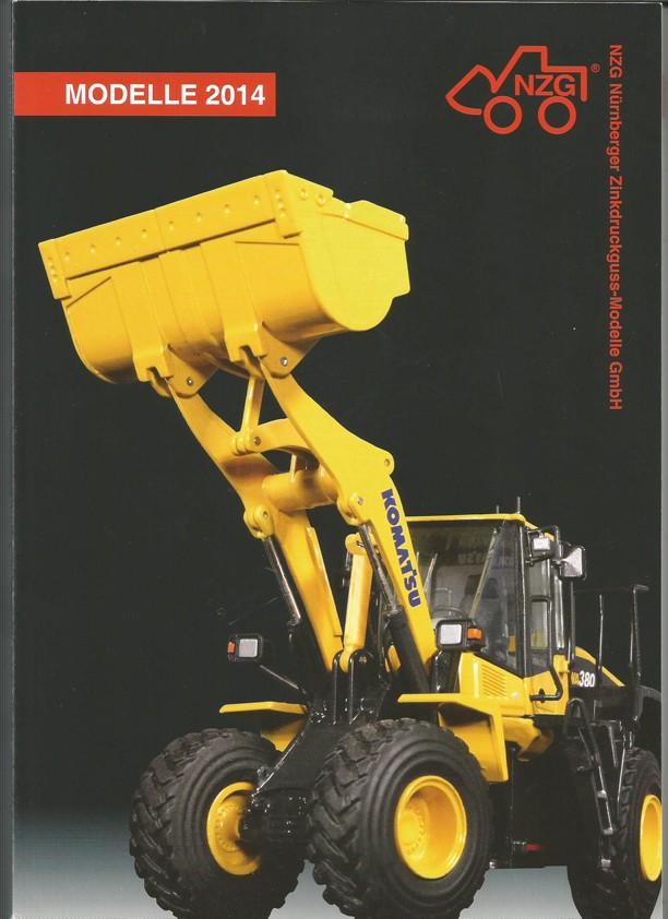 NZG 2014 catalog