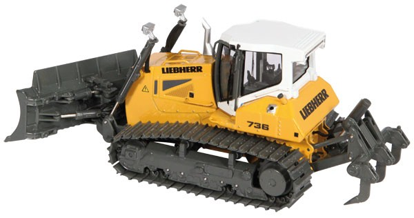 Liebherr PR 736 LGP Litronic crawler