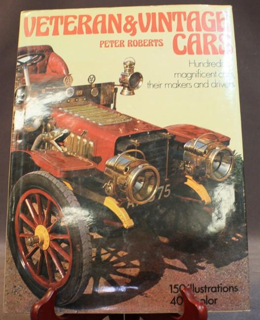 Veteran & Vintage Cars