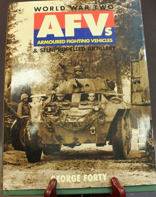 WW2 Armoured Fighting Vehicles