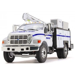 Ford F-650 with Maintainer Service Body-Komatsu