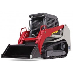 Track Loader-Gray/Red