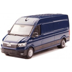 MAN TGE Delivery Van-Blue