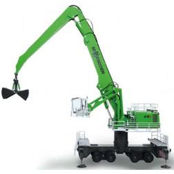 Sennebogen 875E Material Handler on Wheels