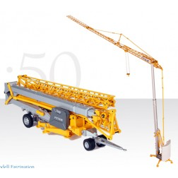 POTAIN Self-erecting crane HUP