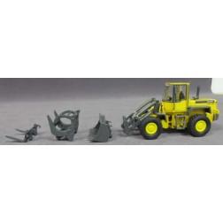 Komatsu WA250 multi tool wheel loader