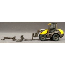 Ahlmann AZ 95e Compact Wheel Loader-NEW-LIMITED EDITION