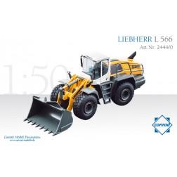 Liebherr L566 Wheel Loader