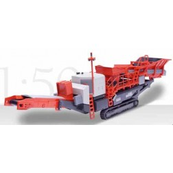 Sanvik UH 440i portable crusher