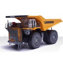 "Liebherr T 264 quarry truck ""YELLOW"""