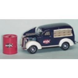 'WIX FILTERS'1939 Chevy peddlers van