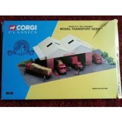 CORGI CLASSICS-MODEL TRANSPORT DEPOT KIT