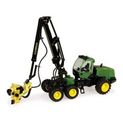 John Deere 1270 E tree harvester