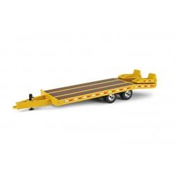 Beavertail trailer-Yellow